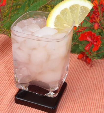 Nana's Lemon Brandy Quencher