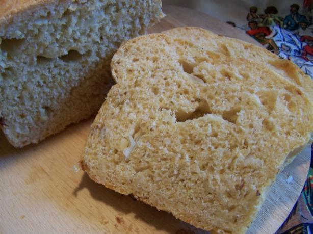 Portuguese Sofrito Bread Abm