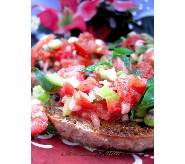 Sevilla Tapas Salad