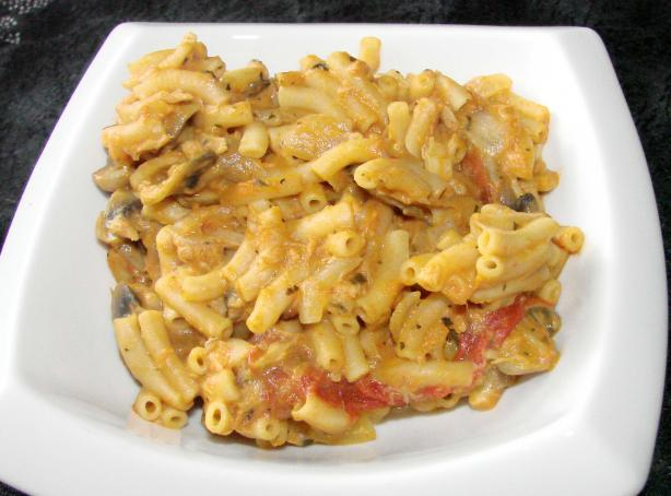 Tasty Tuna Macaroni