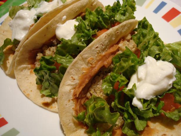 Quinoa Super Tacos