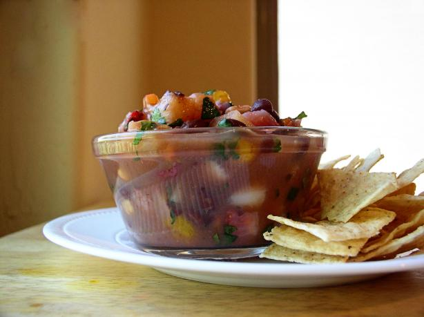 Fruit & Veggie Salsa