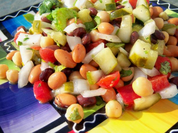 Cuban Bean Salad