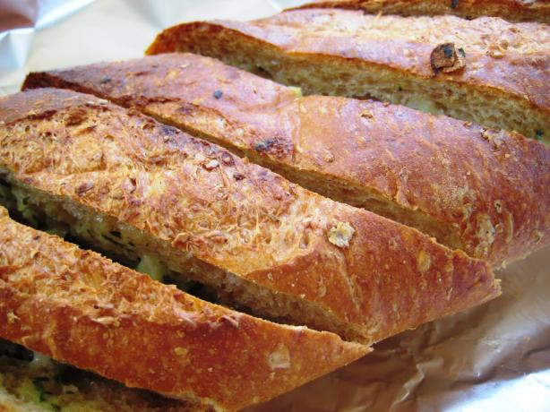 Garlic and Herb Bread (France)