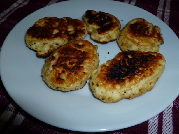 Plantain Fritters (Caribbean)