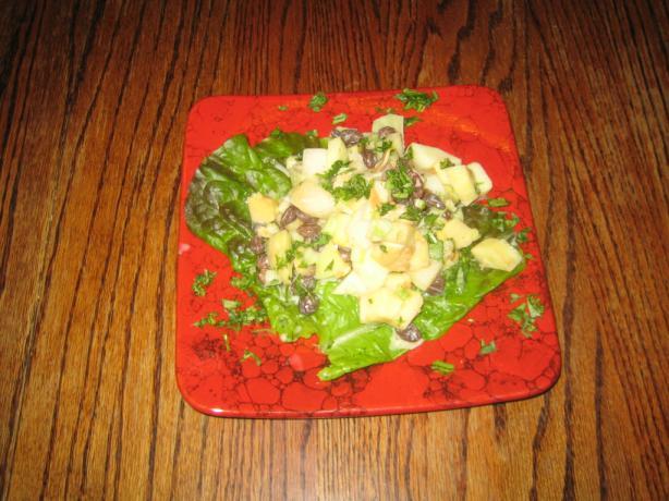 Pacific Rim's Waldorf Salad