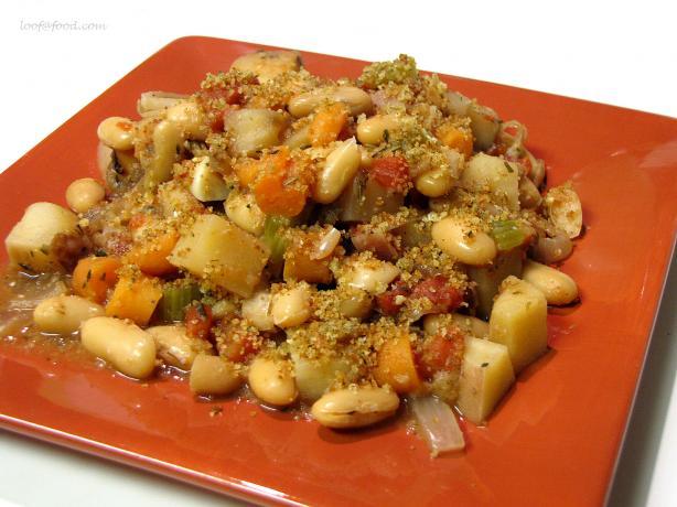 Vegan Bean Cassoulet