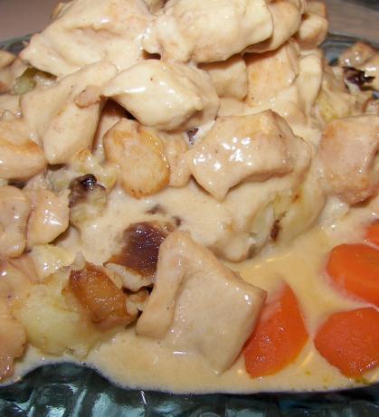 Chicken a La Creme