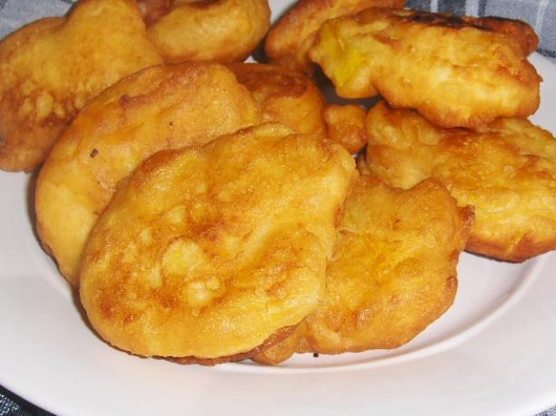 Papaya Fritters