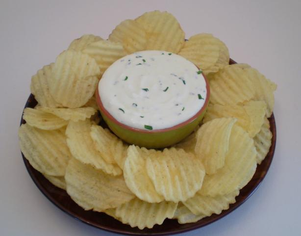 The Best Chip Dip! No.... Really!