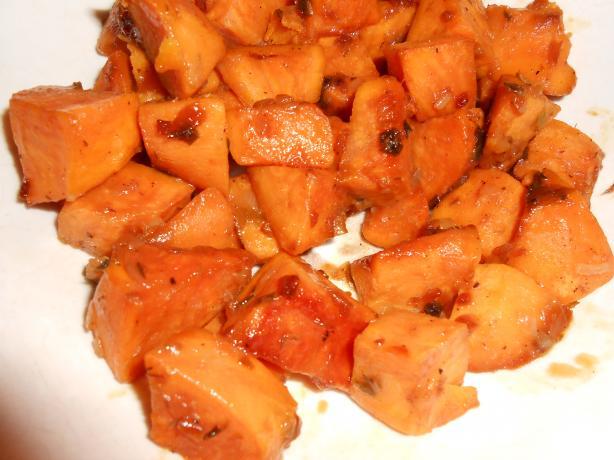 Dominican Sweet Potatoes