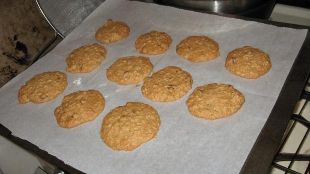 Kristi's Best Oatmeal Chocolate Chip Cookies