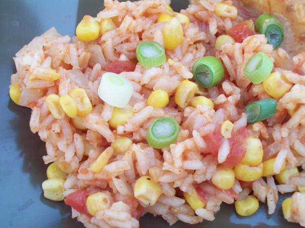 Amazing Mexican Rice