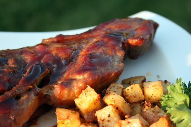 Hoisin Country-Style Spare-Ribs