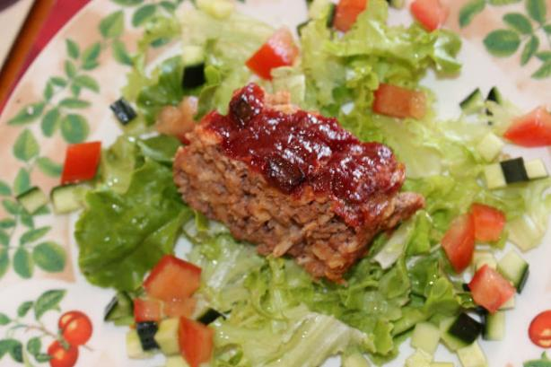 Authentic Meat Loaf
