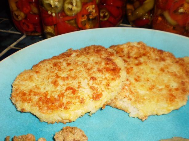 Fried Potato Patties