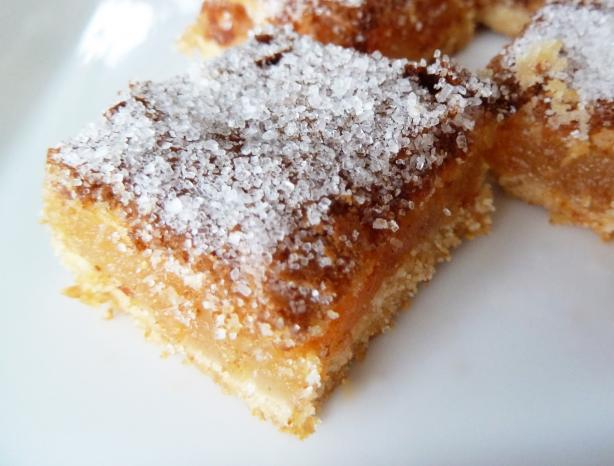 Yummy Lemon Bars!