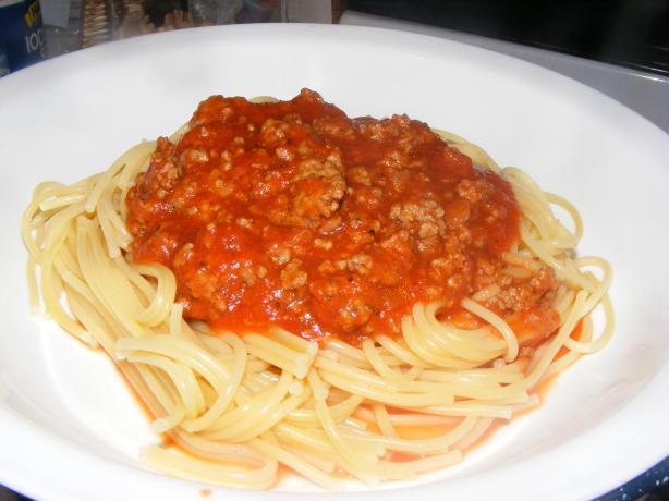Patricia's Old Style Classic Spaghetti Sauce