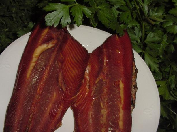 Sam's Smoked Sockeye (Salmon)