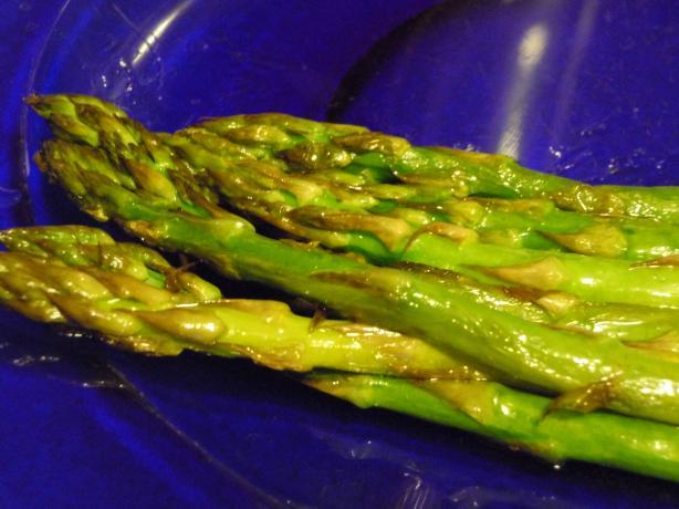 Oriental Asparagus
