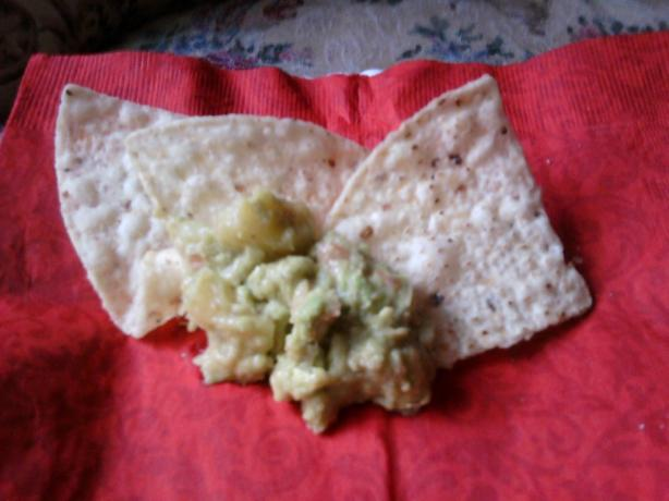 Guacamole With a Twist !