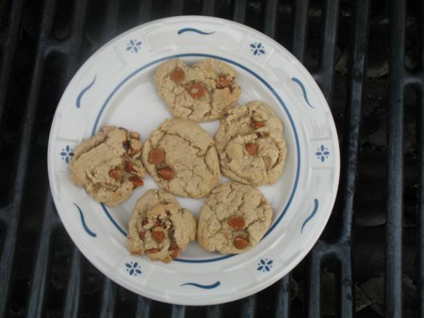 Cinnamon Meltaway Cookies