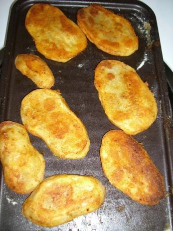 Buffalo Wing Potatoes