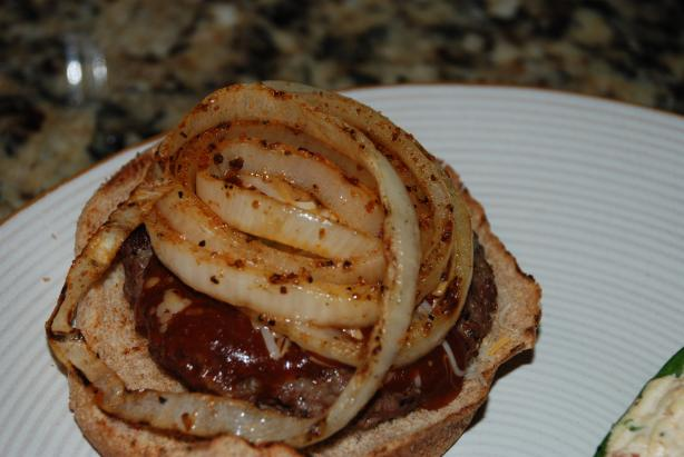 Cajun Grilled Onions