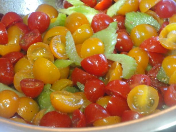Bloody Mary Tomato Salad