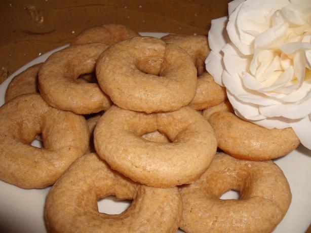 President Monroe's Waverly Jumbles - Authentic Recipe!