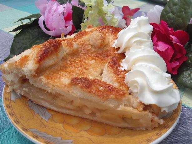 Easy Peasy Apple Puff Pie