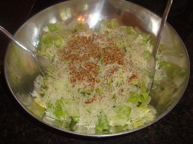My Mac's House Salad