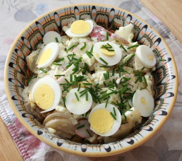 Paula's Fabulous Potato Salad