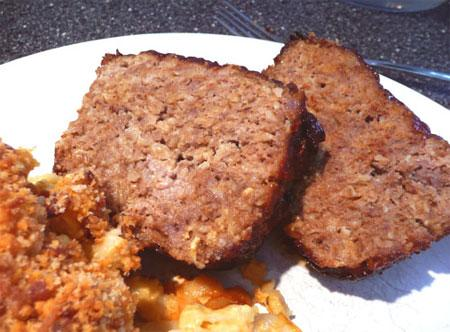 Eric's Meatloaf