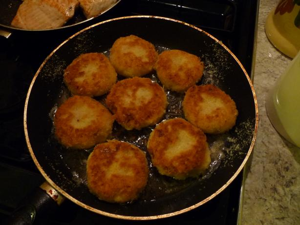 Fancy Fishcakes