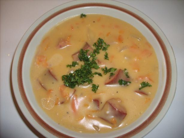 Wisconsin Sausage Soup