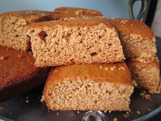 Swiss Honey Cake (Lebkuchen)
