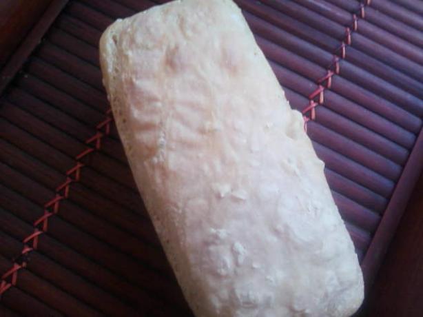 No-Knead European Peasant Bread