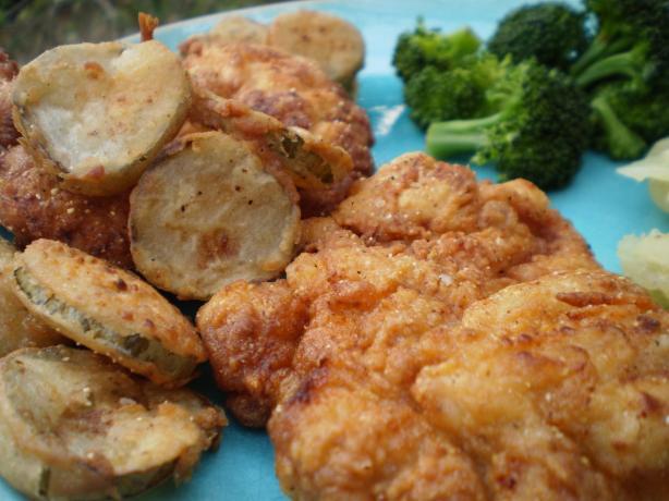 Roni's Pickle Chicken