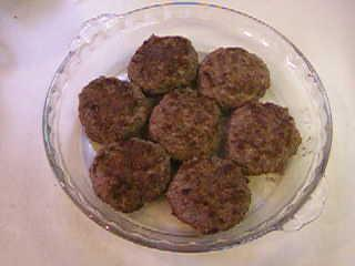 Woofer Burgers