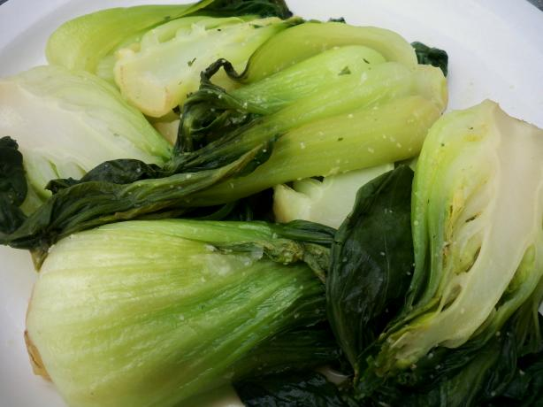 Baby Bok Choy - Authentic Chinese Recipe