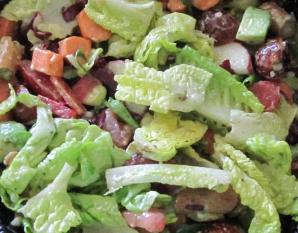 Pick-And-Mix Salad