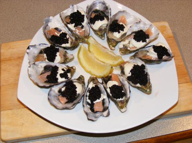 Oysters Millionaire