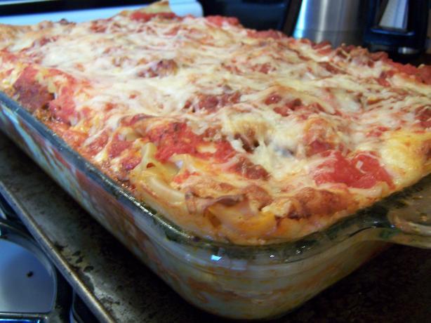Acadia's Lasagna