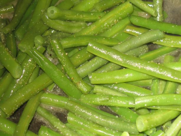 Madi's Favorite Green Beans