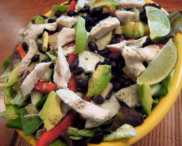 Chicken Pineapple Cilantro Salad