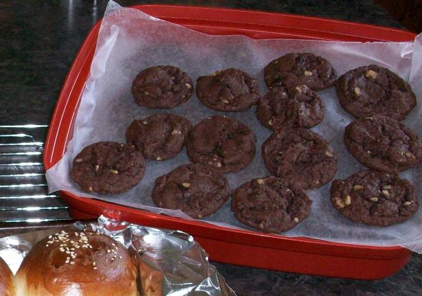 """chunky Bar"" Cookies"