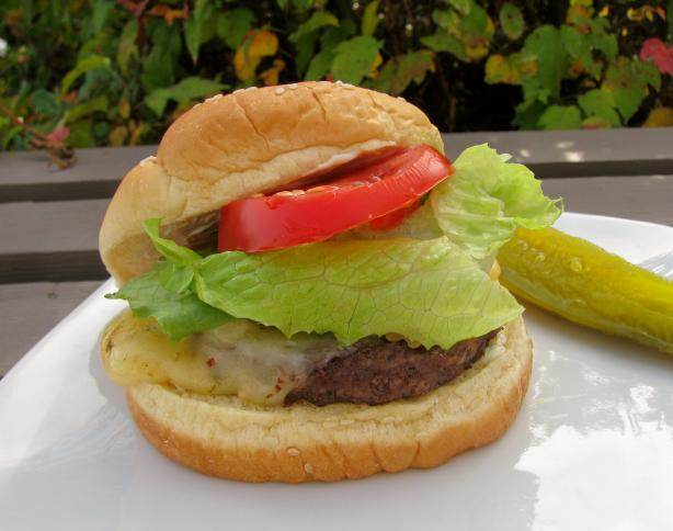 Brandon's BBQ Burger