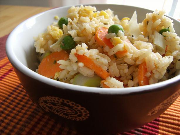 Unfried Rice