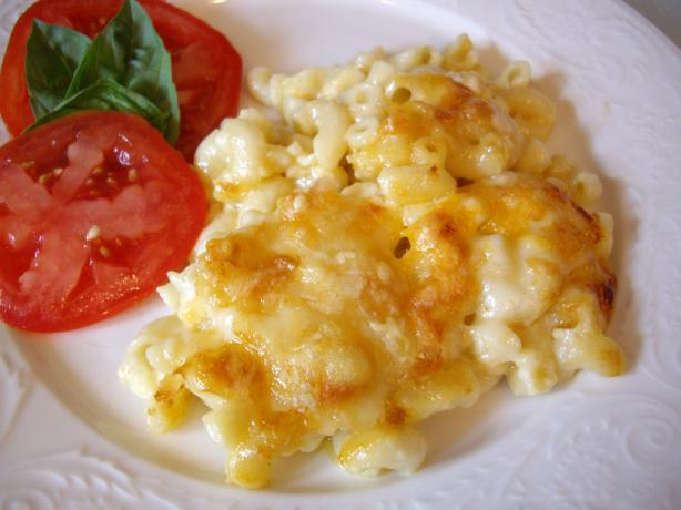 """world's Best"" Macaroni & Cheese"